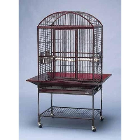 Avian Adventures Mediana Dometop Bird Cages-Cage-Avian Adventures-Ruby-Pet Crates Direct