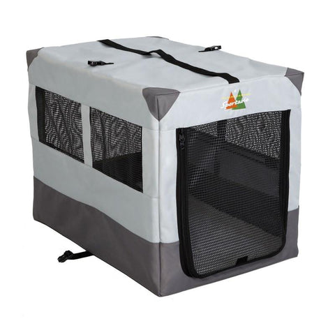 Canine Camper Sportable Soft Dog Crate-Crate-Midwest-1724SP - 24L x 17.5W x 20.25H-Pet Crates Direct