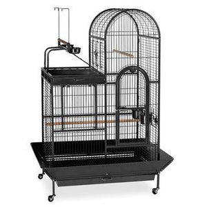 Deluxe Parrot Cage with Playtop-Cage-Prevue-Pet Crates Direct