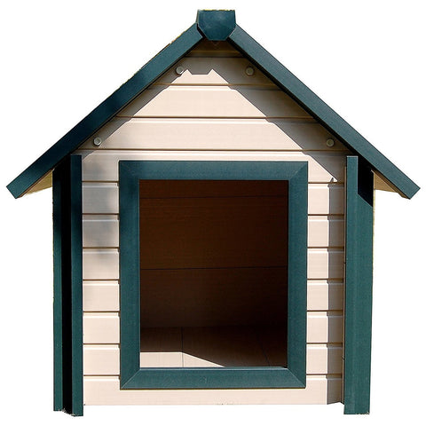 EcoFLEX Insulated Bunkhouse Dog House-Furniture-New Age Pet-Large-Pet Crates Direct