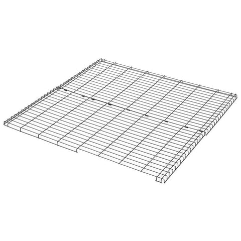 Exercise Pen Tops-Barriers-Midwest-Wire Mesh Top-Pet Crates Direct