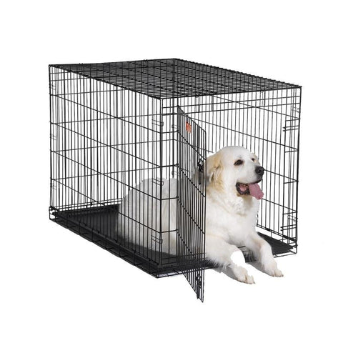 iCrate Single Door Dog Crate-Crate-Midwest-1518 - 18L x 12W x 14H-Pet Crates Direct