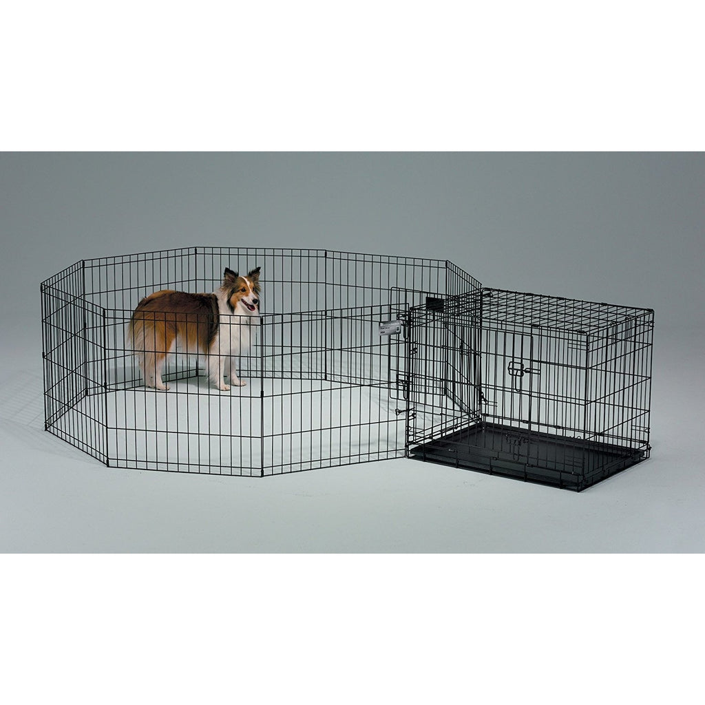 Exercise Pen Without Door Pet Crates Direct