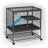 Midwest Ferret Nation Playpen-Cage-Midwest-181 - single unit with stand-Pet Crates Direct