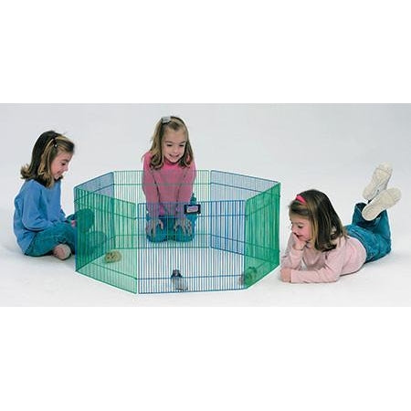 Midwest Small Pet Playpen-Barriers-Midwest-Pet Crates Direct
