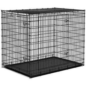 Midwest Solution Series Giant Breed Double Door Dog Crate-Crate-MidWest-Pet Crates Direct