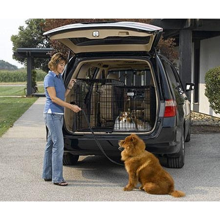 Midwest Solution Series Side by Side Dog Crate-Crate-MidWest-Pet Crates Direct