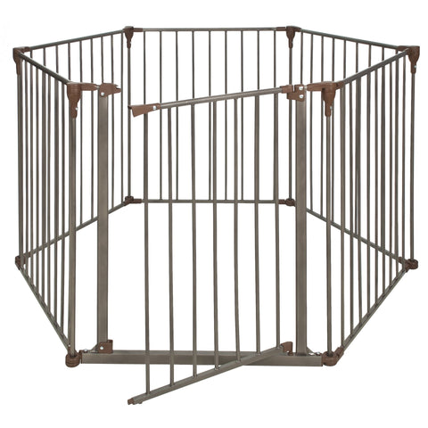 Pet Convertible Pet Yard & Gate-Barriers-Crown Pet Products-Pet Crates Direct