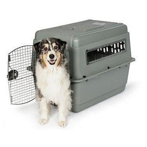 Petmate Sky Kennel Airline Approved Pet Kennel-Crate-Petmate-400 - large - 36 L x 25 W x 27H