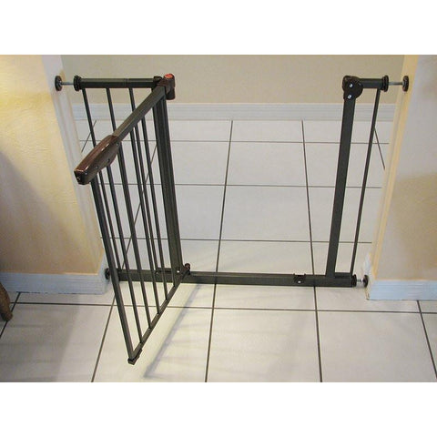 Pressure Mounted Pet Gate-Barriers-Crown Pet Products-Pet Crates Direct