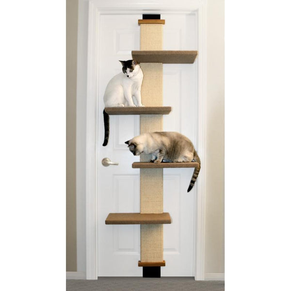 Smart Cat Full Cat Climber Scratching Post Cat Smart Cat