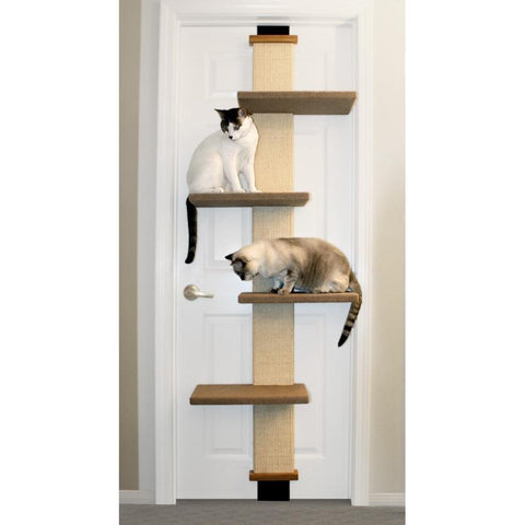 Smart Cat Full Cat Climber Scratching Post-cat-Smart Cat-Pet Crates Direct