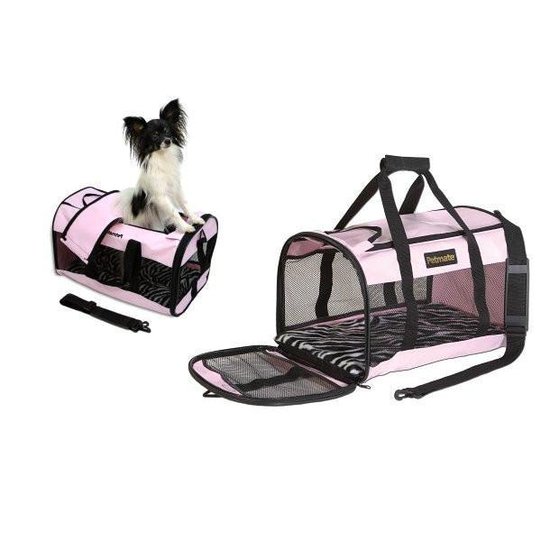 Soft Sided Airline Pet Carrier Pet Crates Direct