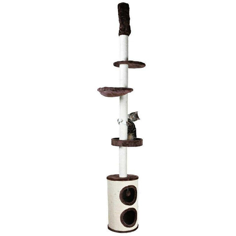 Trixie Linea Ceiling Height Cat Playground-cat-Trixie-Pet Crates Direct