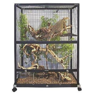 Zoo Med Repti Breeze Iguanarium-Cage-Zoo Med-Pet Crates Direct