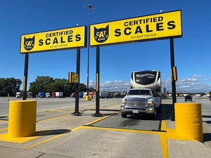 What You Need To Know About Weighing Your RV At A Truck Stop