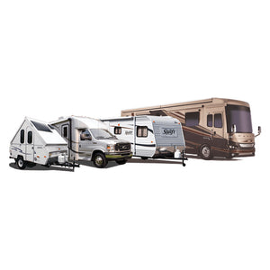 The Different Types of RV's & Motorhomes