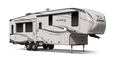 Fifth Wheel Travel Trailer RV
