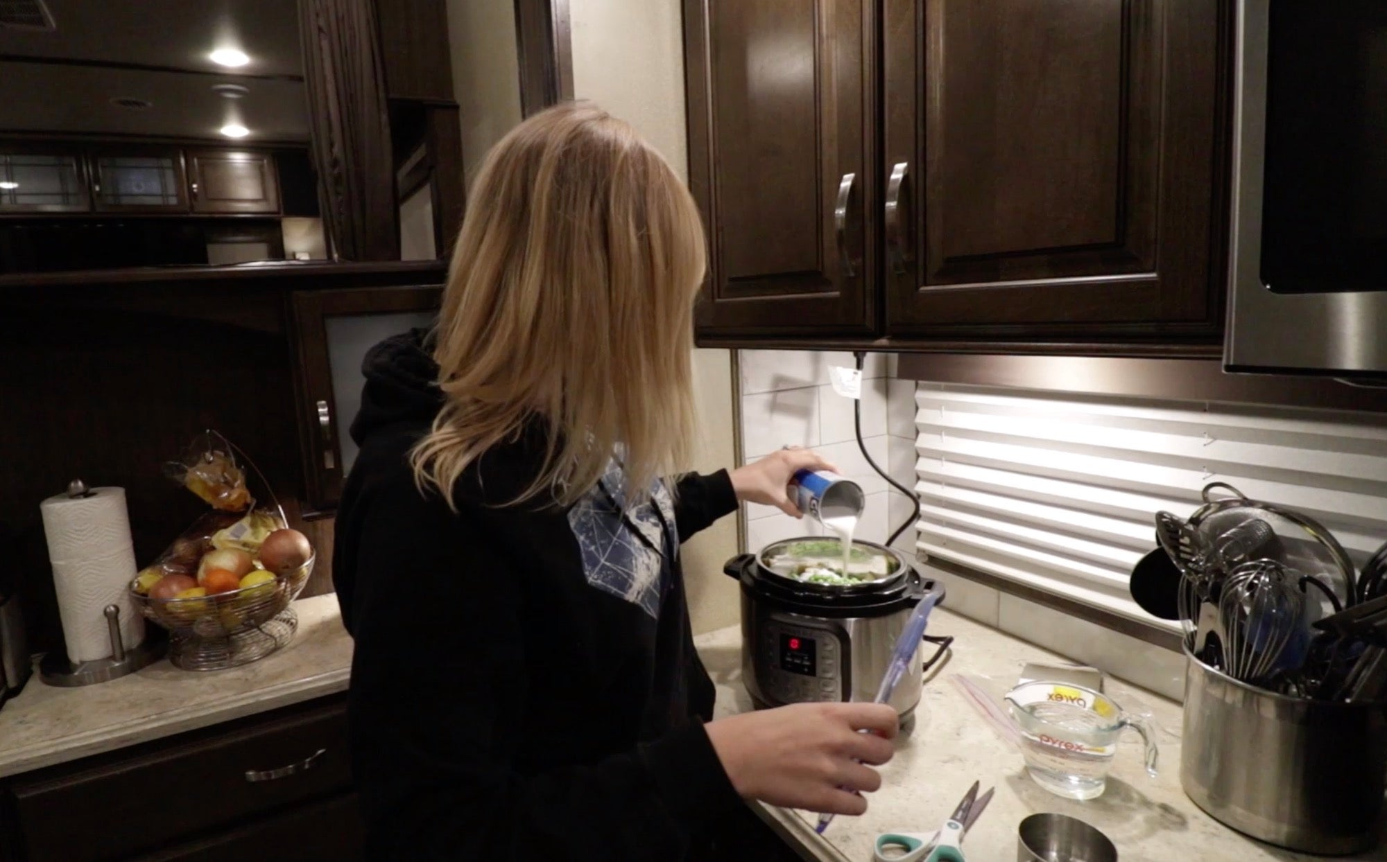 We love cooking with our Instant Pot!