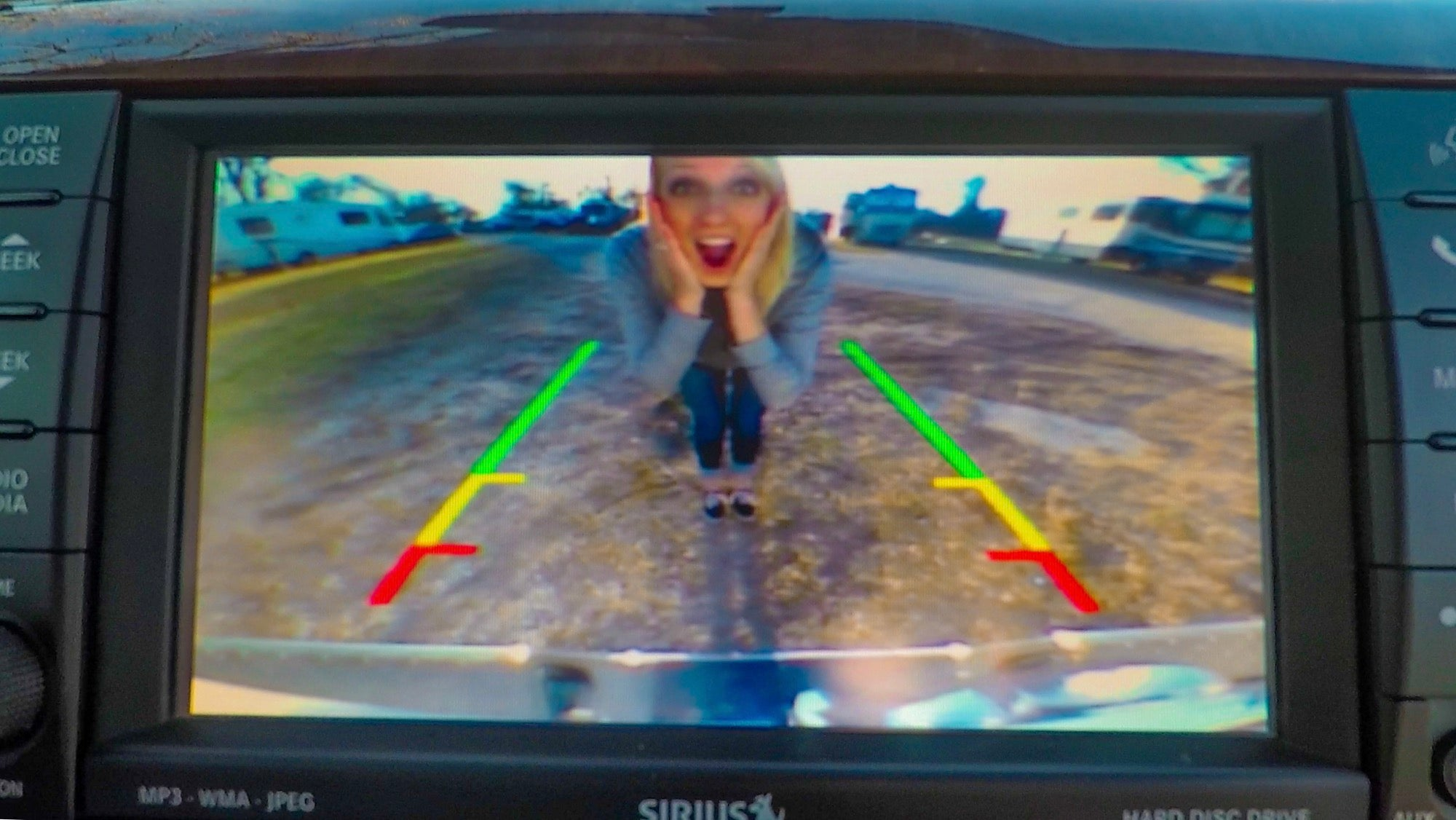 An RV Backup Camera is a good investment for new or seasoned RVers.
