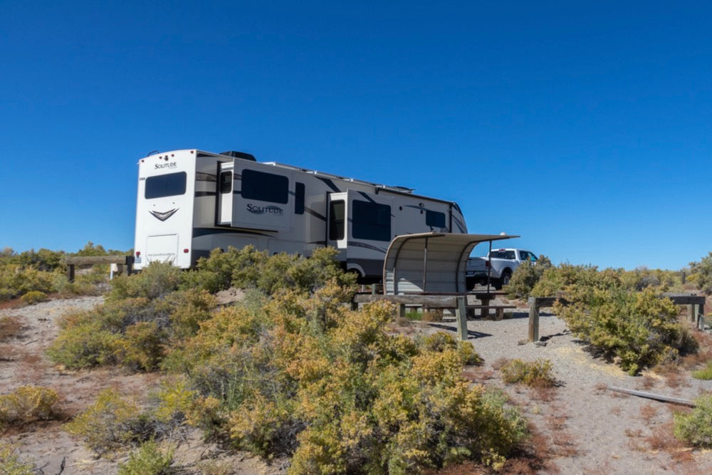 A level RV means years of enjoyment to come.