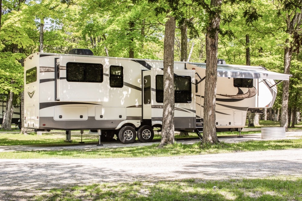 Overall comfort in RVs is enhanced with proper leveling