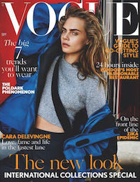 Vogue UK September 2016