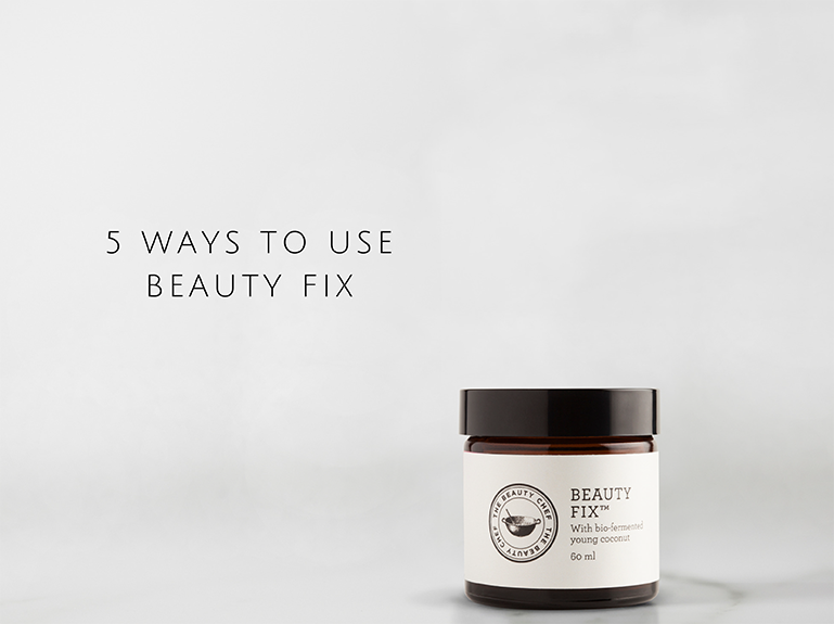 5 ways to use Beauty Fix Balm