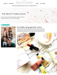 The Beauty Bible May 2017