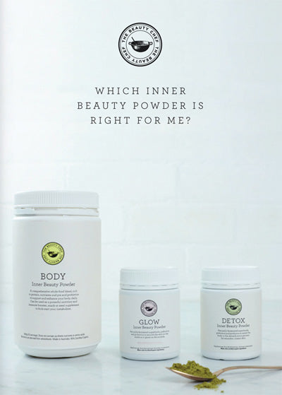 Which inner beauty powder