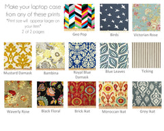 Even more fabric options to choose from
