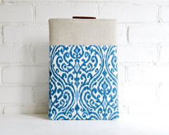 MacBook Air 13 Laptop Sleeve Ikat Blue