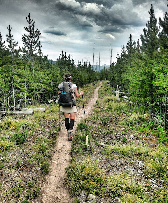 Why You Need A Sock Tough Enough For A Thru-Hiker
