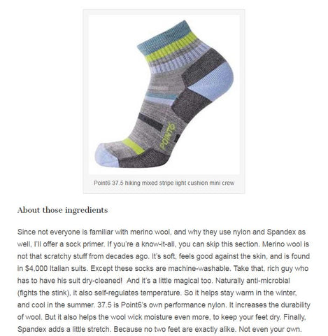 running sock review, best running socks