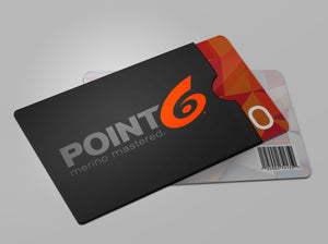 Point6 eGift Cards - Point6