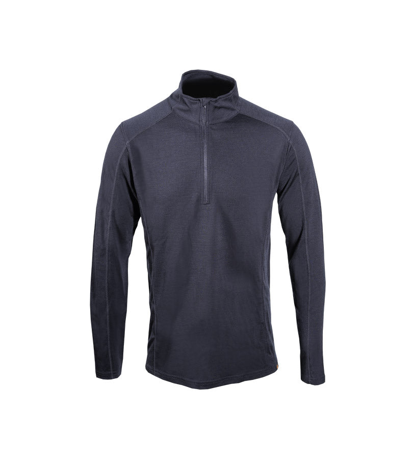 Men S Base Layer Long Sleeve Mid 1 4 Zip Top Point6
