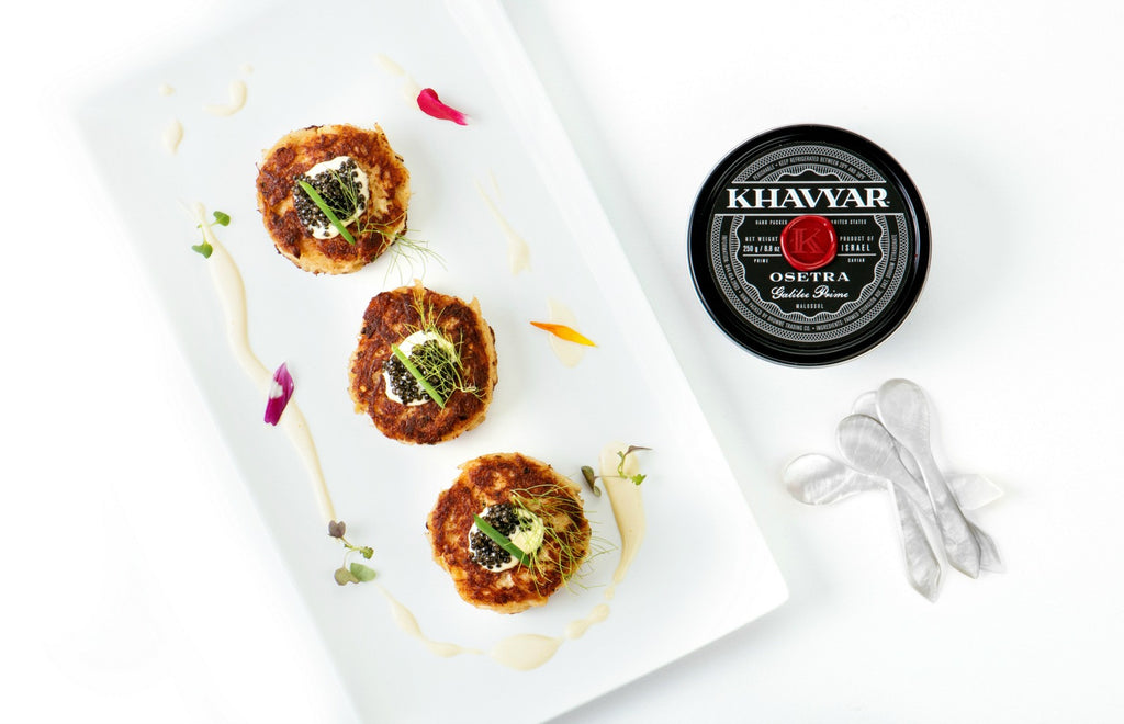 Caviar Recipes for Summer