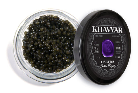 Osetra Galilee Royal Sturgeon Caviar