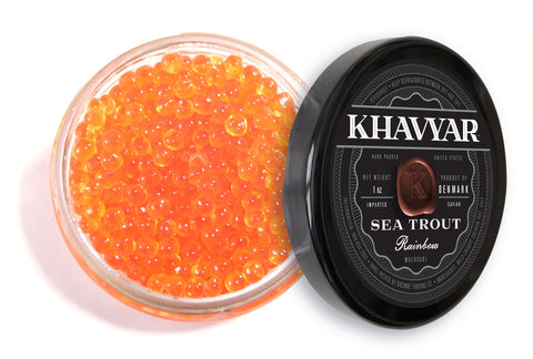 Sea Trout Rainbow Caviar