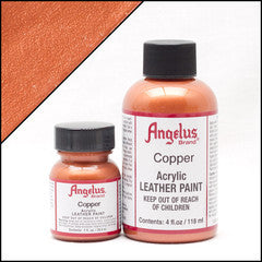 Angelus Metallic Copper Paint