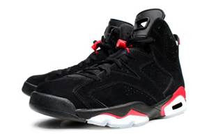 "Jordan 6 Retro ""Infrared Black"""