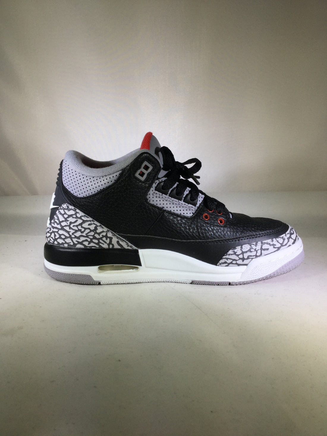 "Jordan 3 Retro ""Black Cement"" (2018) GS - 854261-001"