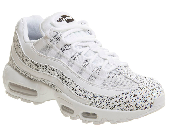 "Nike Air Max 95 SE ""Just Do It Pack"" (White)"
