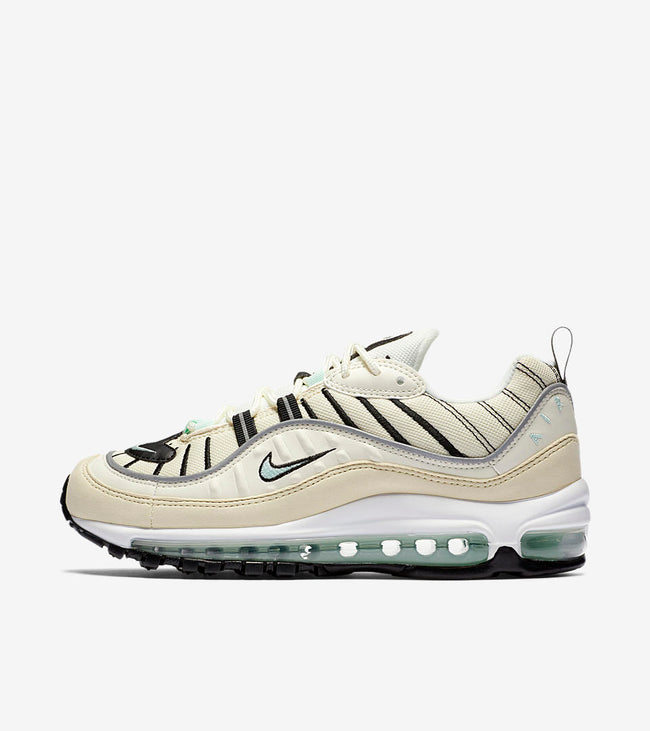 "Nike Air Max 98 ""Sail/Cream"""