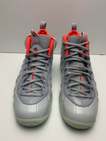 Air Foamposite Pro  Pure Platinum (GS)