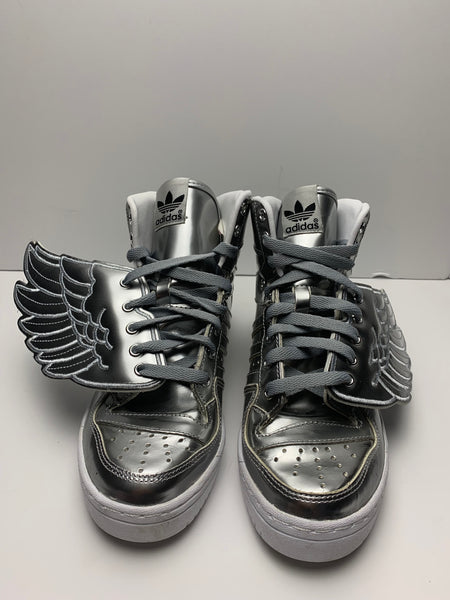 adidas Jeremy Scott Wings  Metal Silver