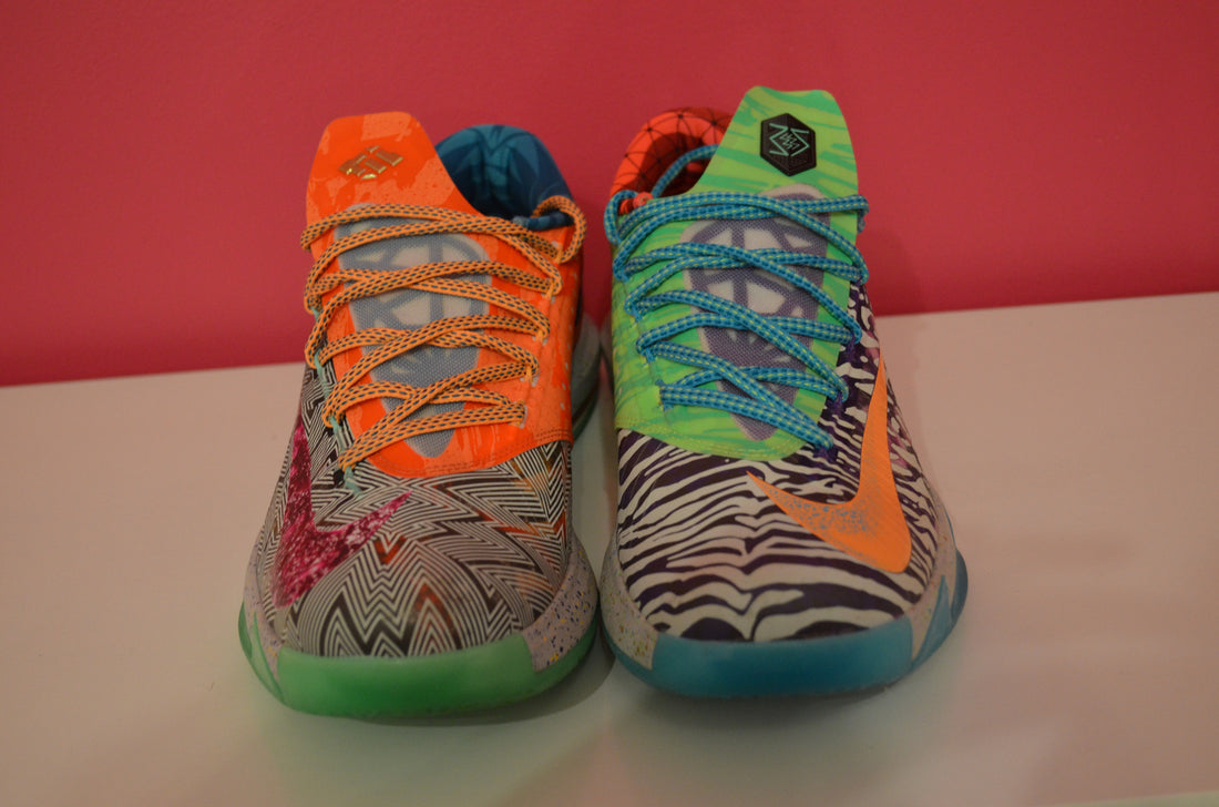 "KD 6 ""What the KD"""