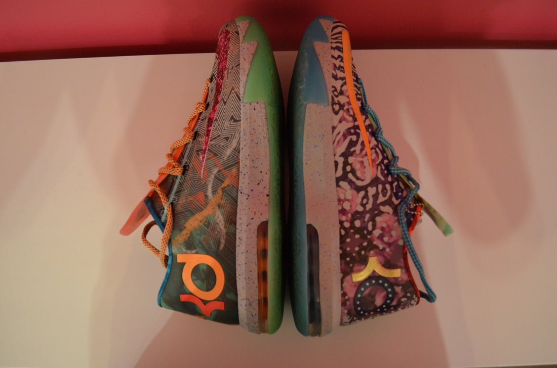 "KD 6 ""What the KD"" - Used"