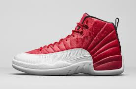"Jordan 12 Retro ""Gym Red"" - New"