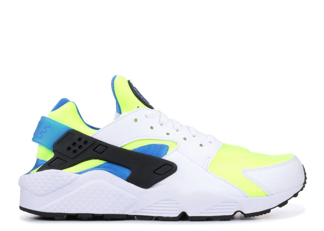 Air Huarache Run Scream Green Remix